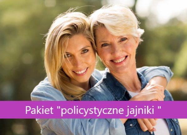 pakiet policystyczne jajniki